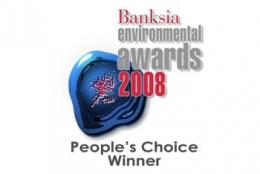The People's Choice Award for Environmental Excellence - Rouse Hill Town Centre - Banksia Awards