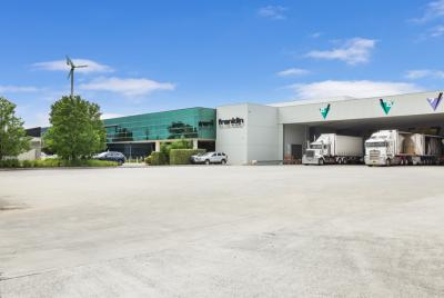 GPT's newly acquired Logistics asset in Sunshine, Western Melbourne