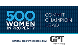 PCA 500 Women in Property